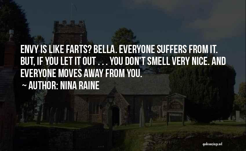 Farts Are Like Quotes By Nina Raine