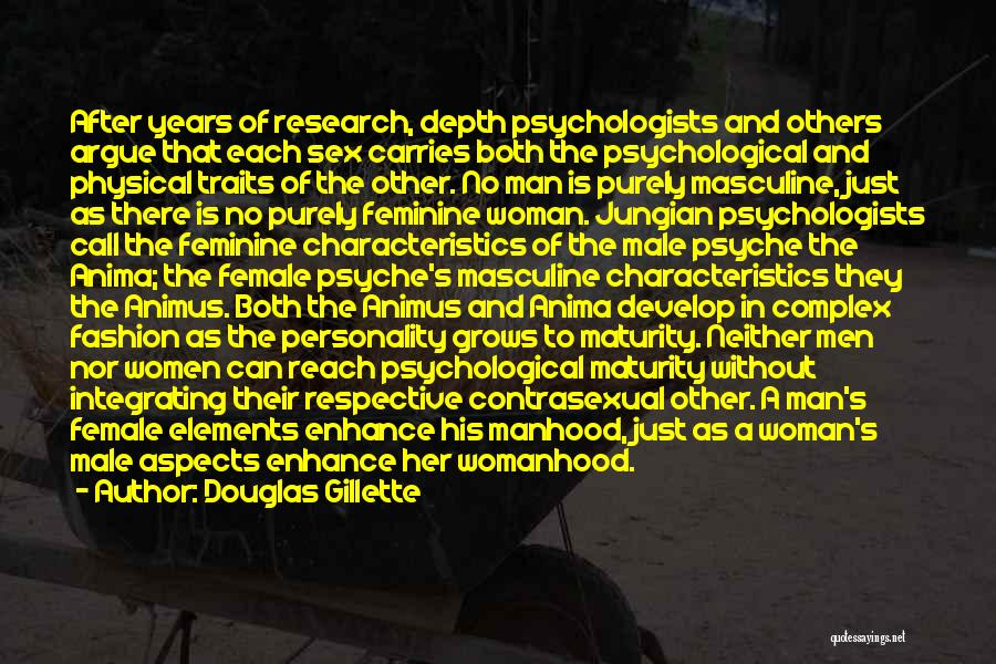 Fashion And Personality Quotes By Douglas Gillette