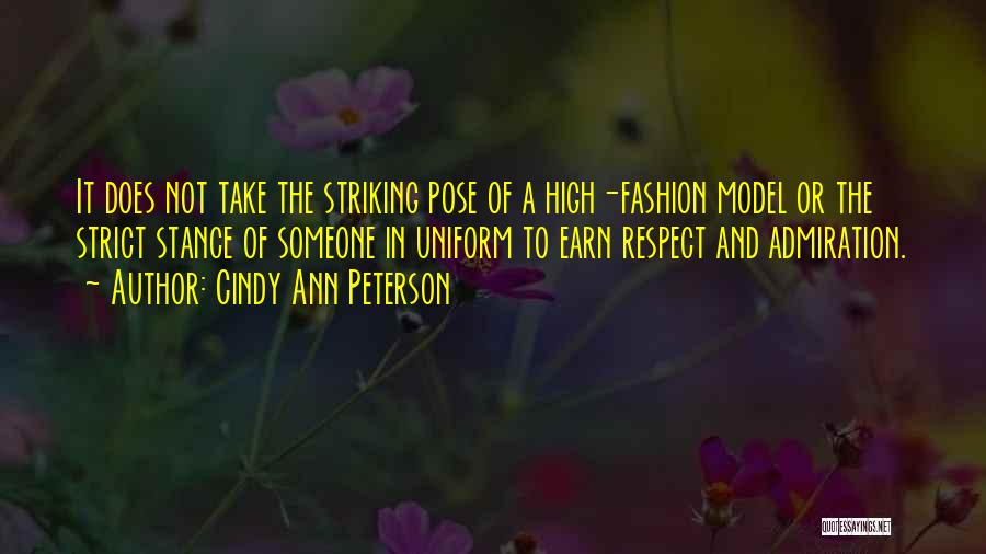 Fashion Branding Quotes By Cindy Ann Peterson