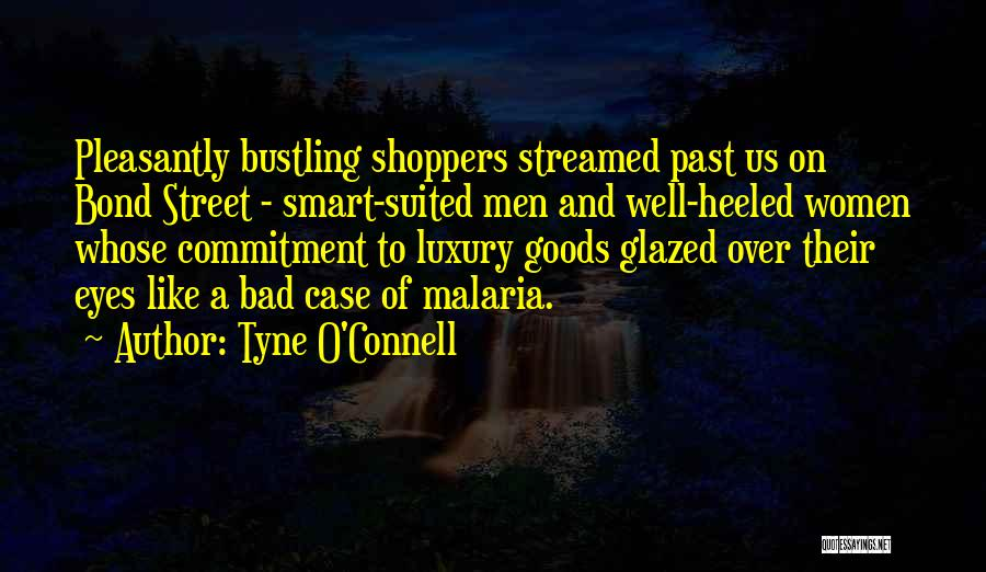Fashion Shopping Quotes By Tyne O'Connell