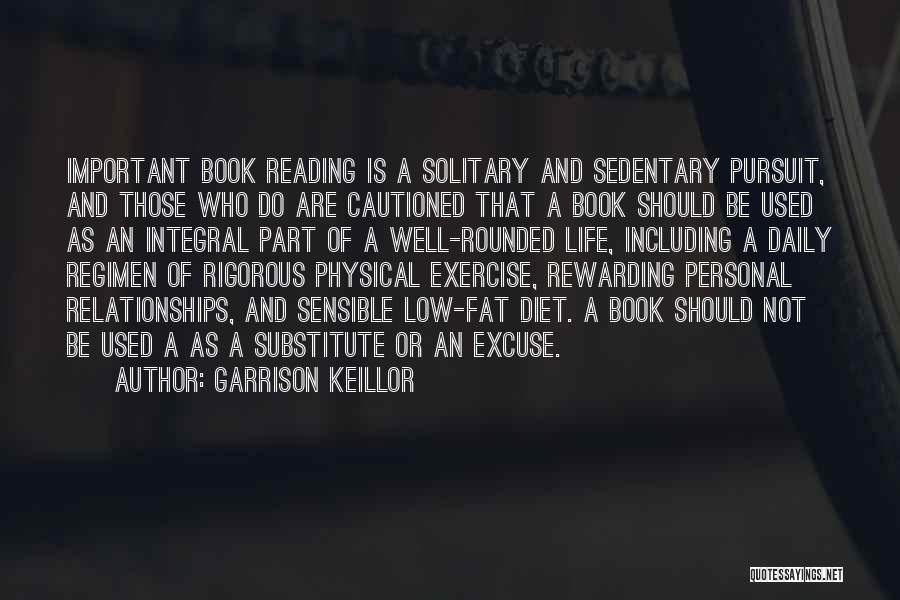 Fat Quotes By Garrison Keillor