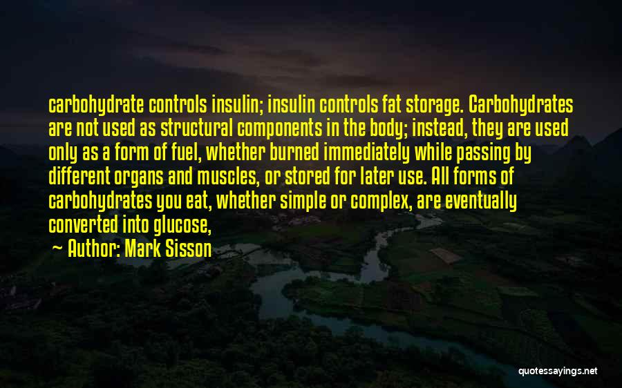 Fat Quotes By Mark Sisson