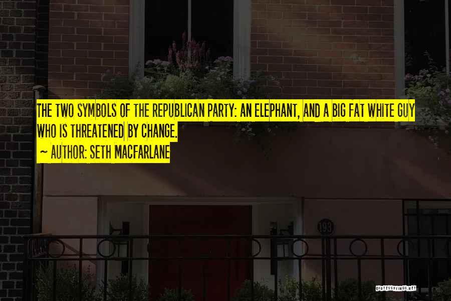Fat Quotes By Seth MacFarlane