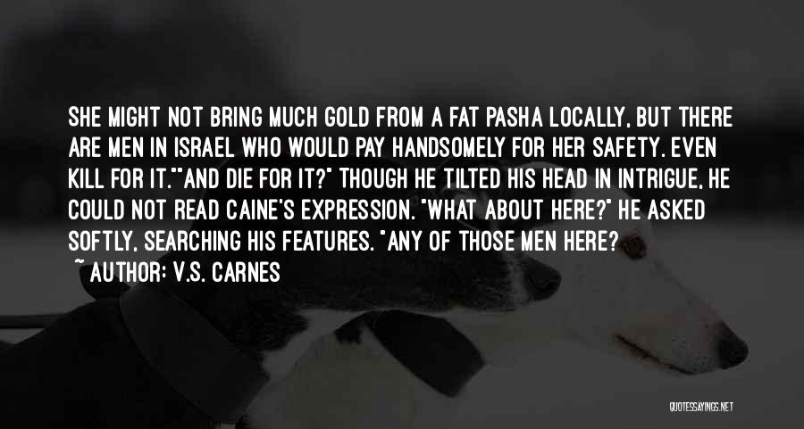 Fat Quotes By V.S. Carnes