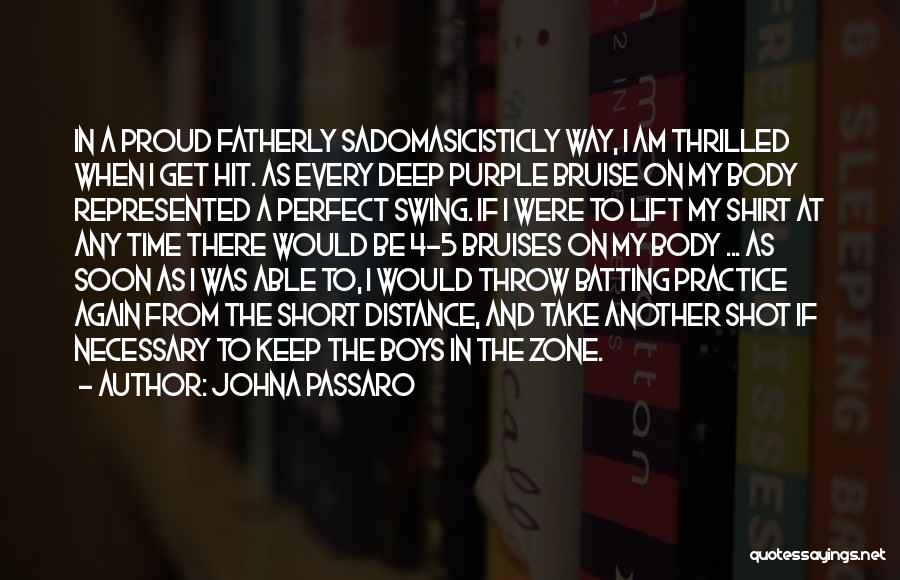 Father And Son Short Quotes By JohnA Passaro