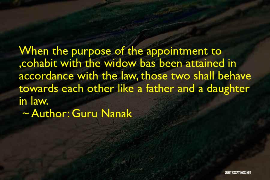 Father Daughter Quotes By Guru Nanak