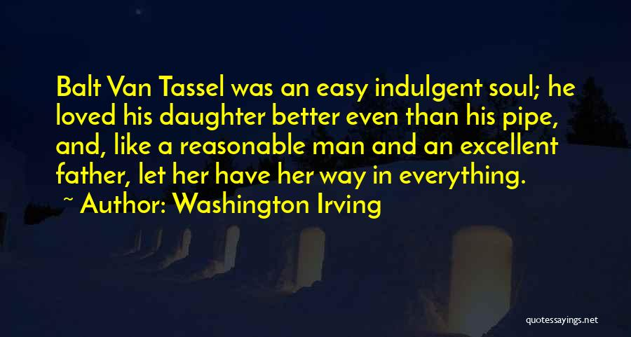 Father Daughter Quotes By Washington Irving