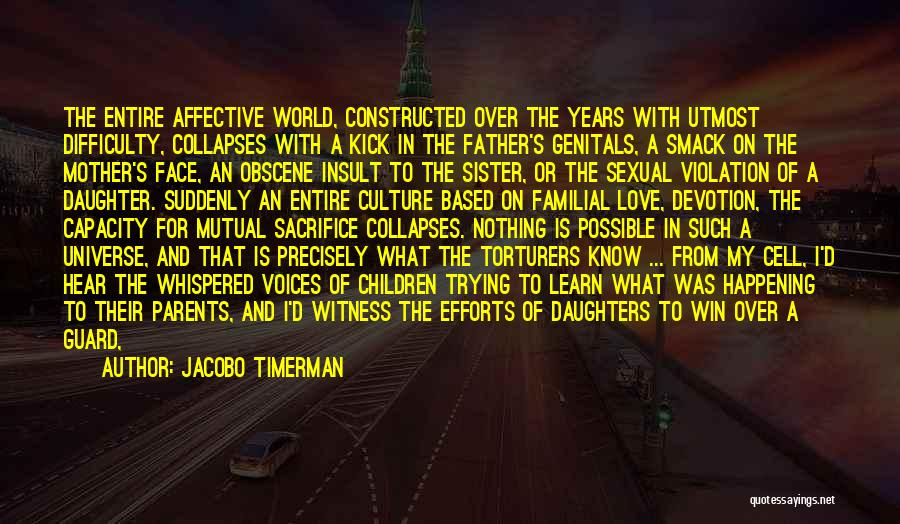 Father D'souza Quotes By Jacobo Timerman
