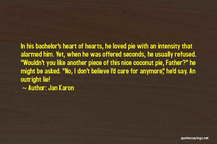 Father D'souza Quotes By Jan Karon