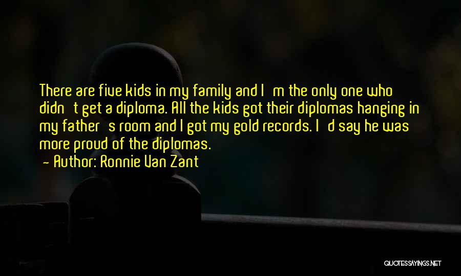 Father D'souza Quotes By Ronnie Van Zant