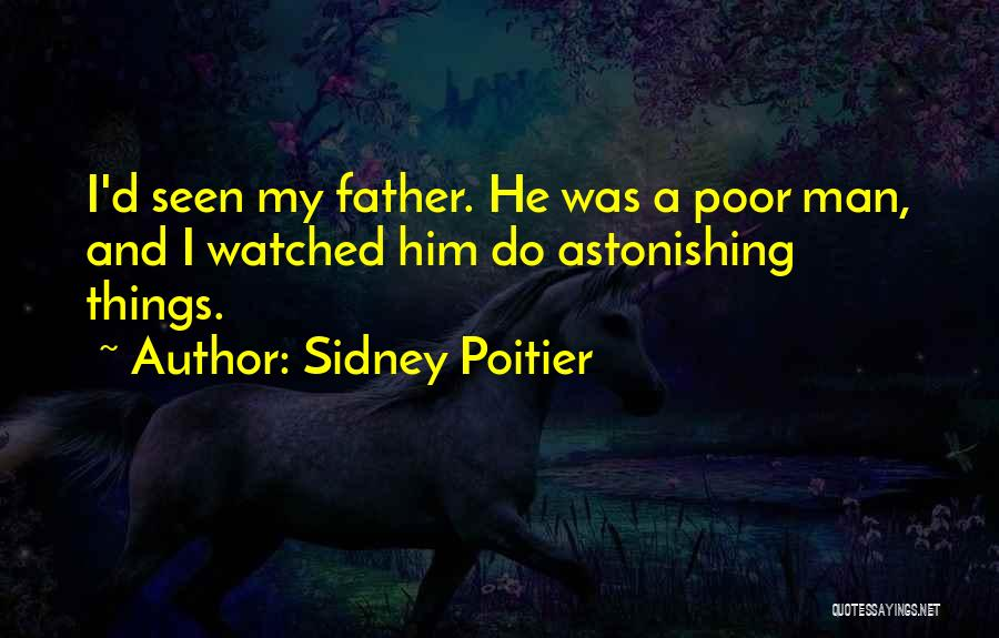 Father D'souza Quotes By Sidney Poitier