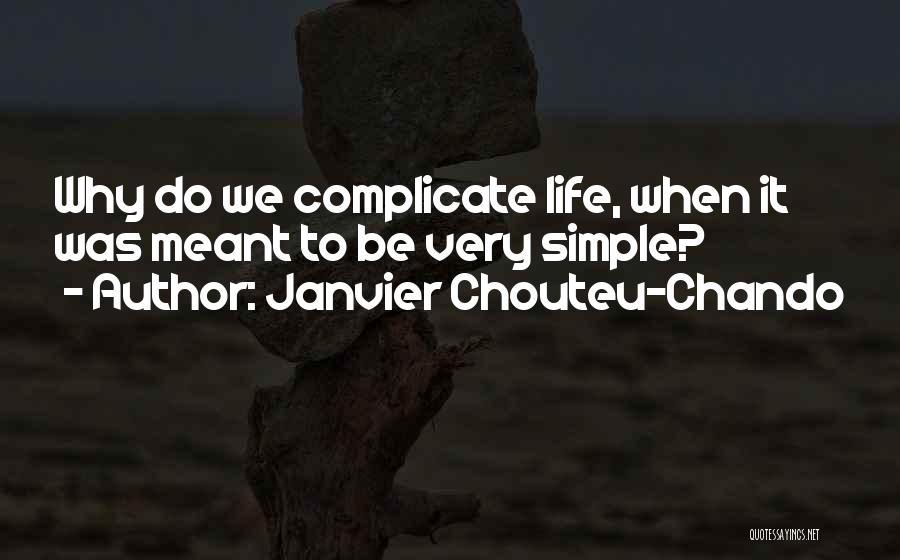 Fatherhood Inspirational Quotes By Janvier Chouteu-Chando