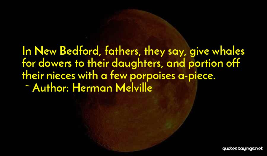 Fathers Daughters Quotes By Herman Melville