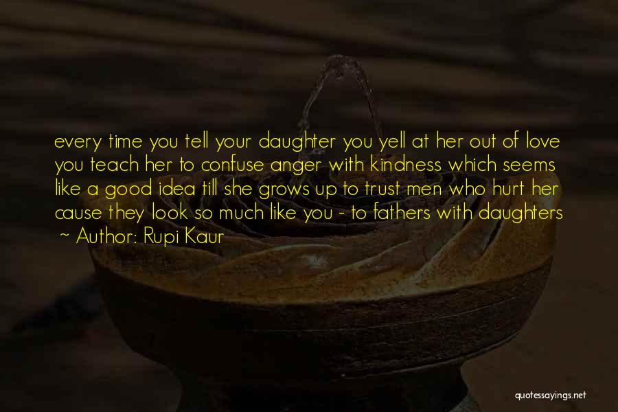 Fathers Daughters Quotes By Rupi Kaur