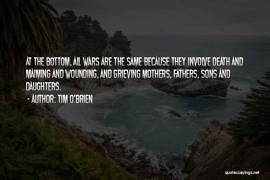 Fathers Daughters Quotes By Tim O'Brien