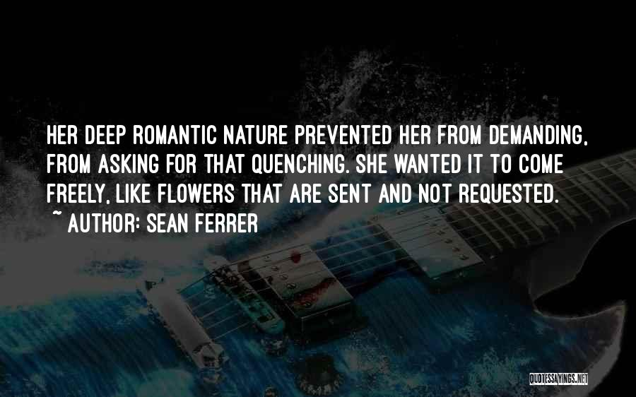 Father's Love To Her Daughter Quotes By Sean Ferrer
