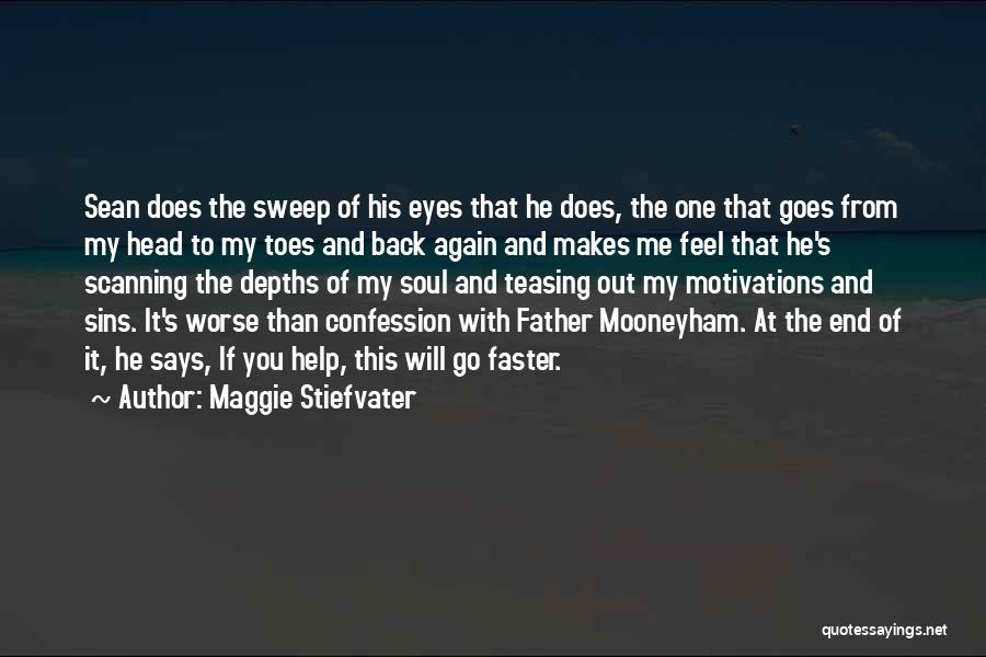 Father's Sins Quotes By Maggie Stiefvater