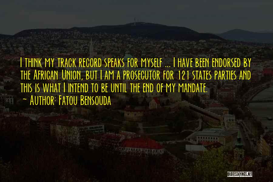 Fatou Bensouda Quotes 1080779