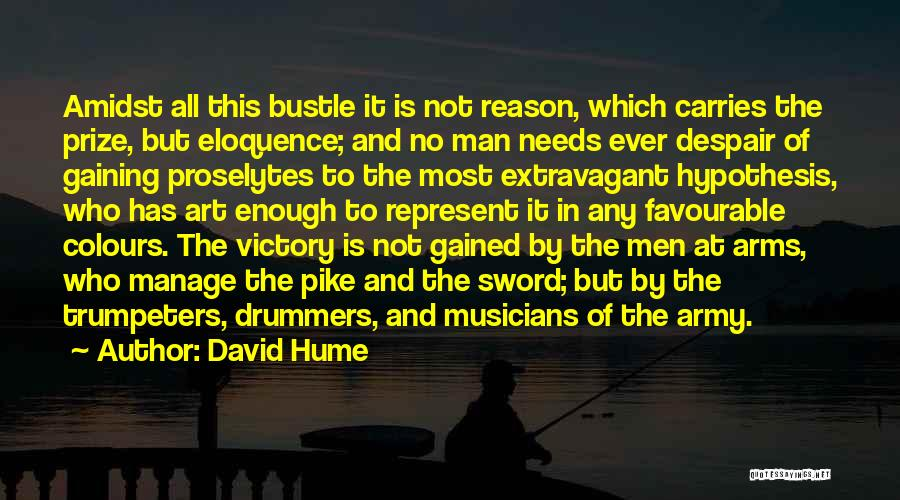 Favourable Quotes By David Hume