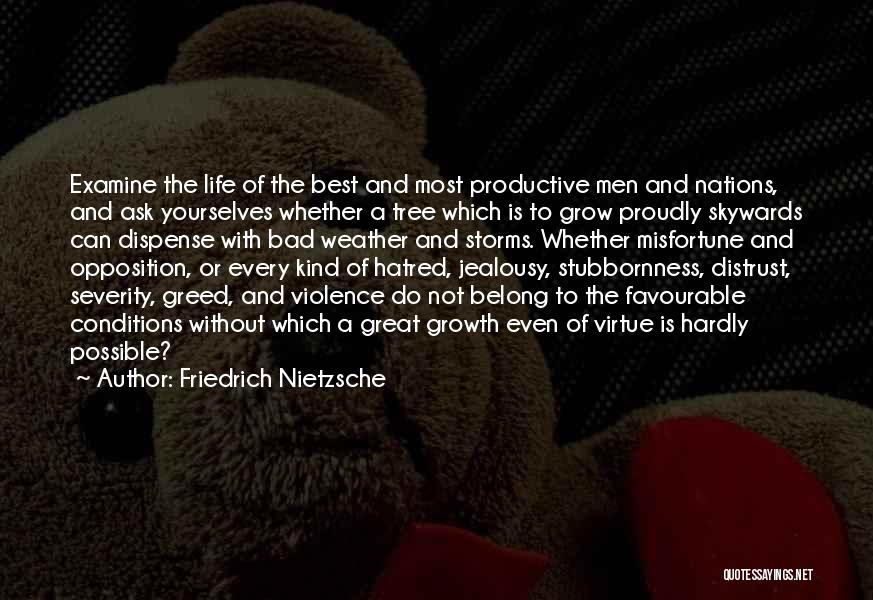 Favourable Quotes By Friedrich Nietzsche