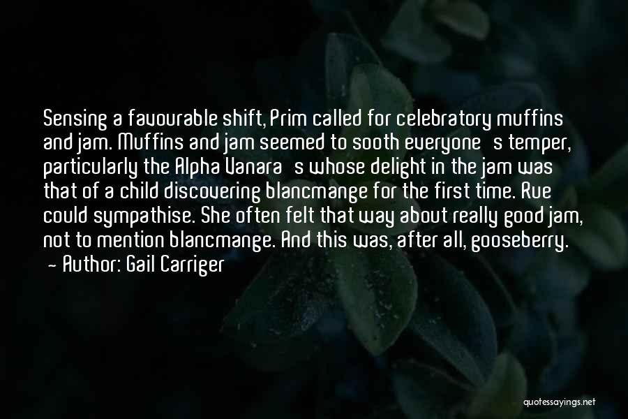 Favourable Quotes By Gail Carriger