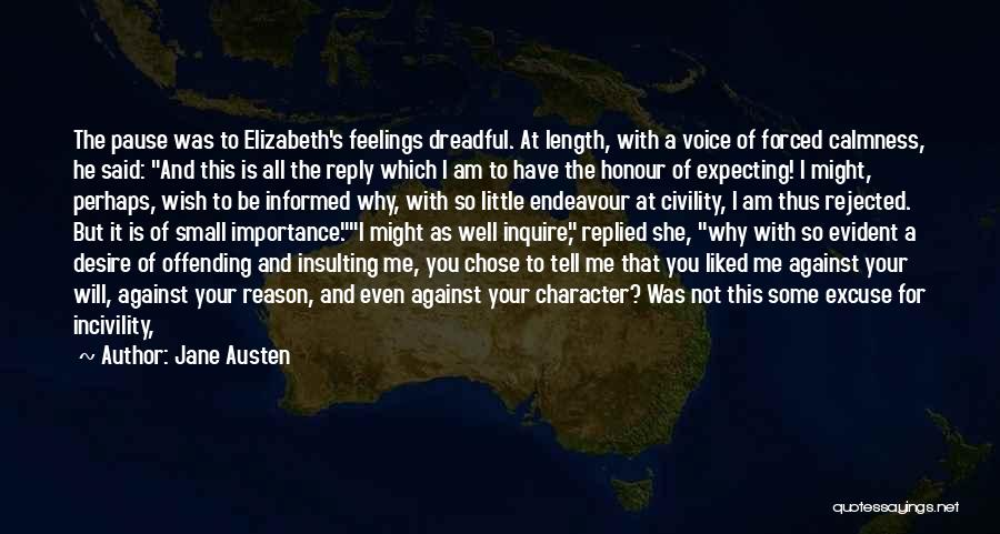 Favourable Quotes By Jane Austen