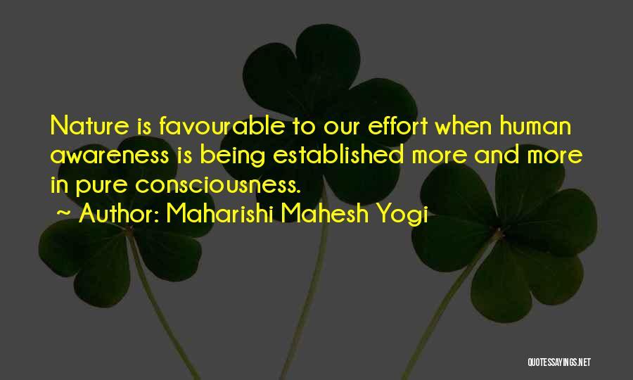 Favourable Quotes By Maharishi Mahesh Yogi