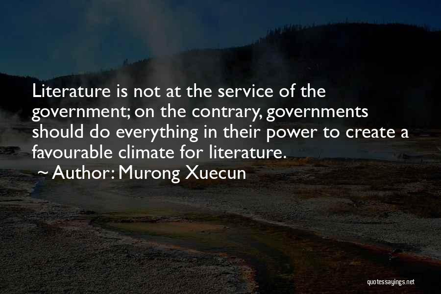 Favourable Quotes By Murong Xuecun