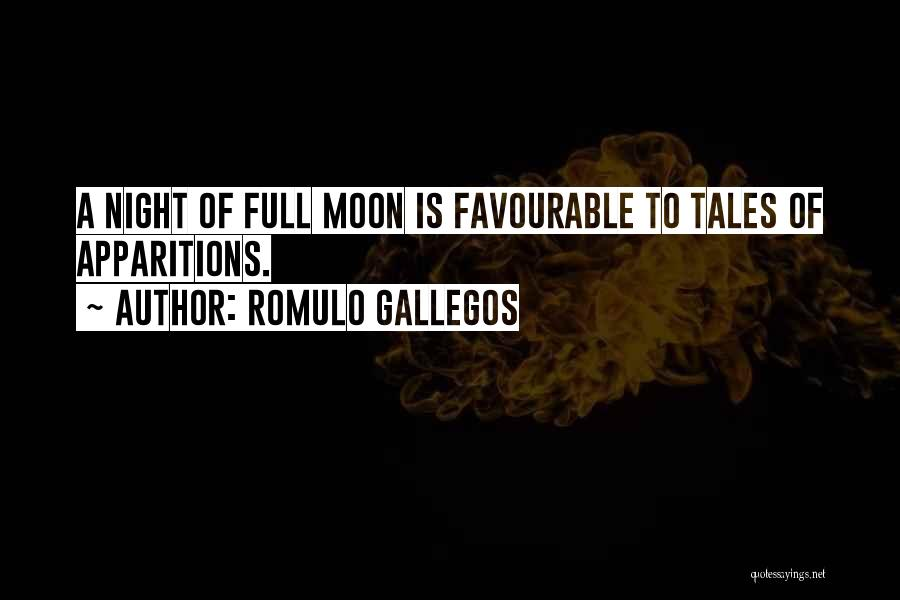 Favourable Quotes By Romulo Gallegos