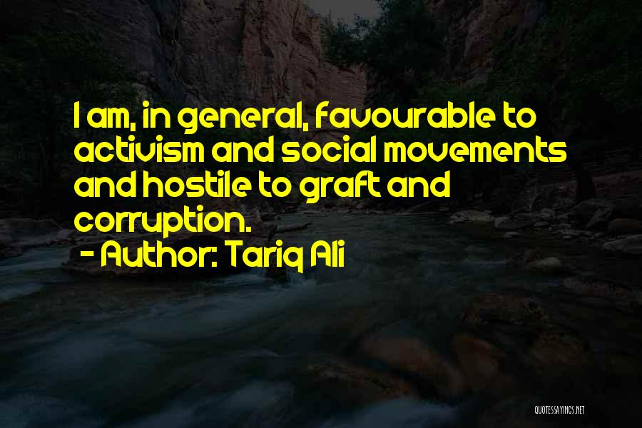 Favourable Quotes By Tariq Ali