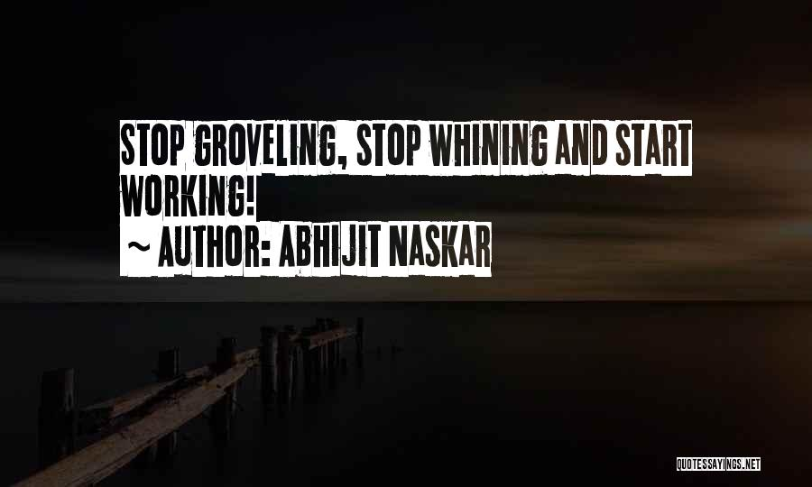 Fear And Leadership Quotes By Abhijit Naskar