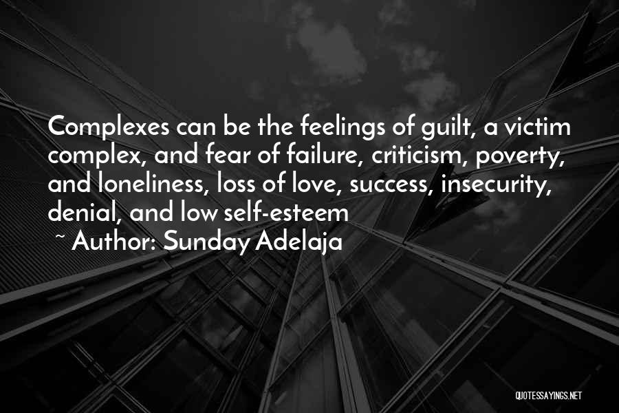 Fear And Success Quotes By Sunday Adelaja