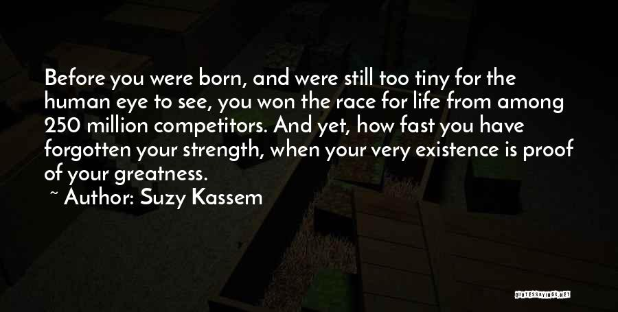 Fear And Success Quotes By Suzy Kassem
