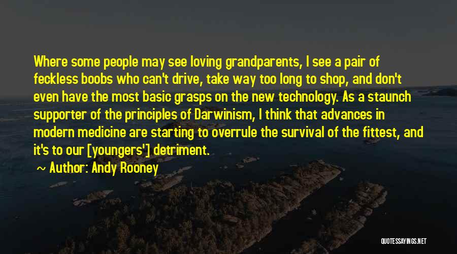 Feckless Quotes By Andy Rooney