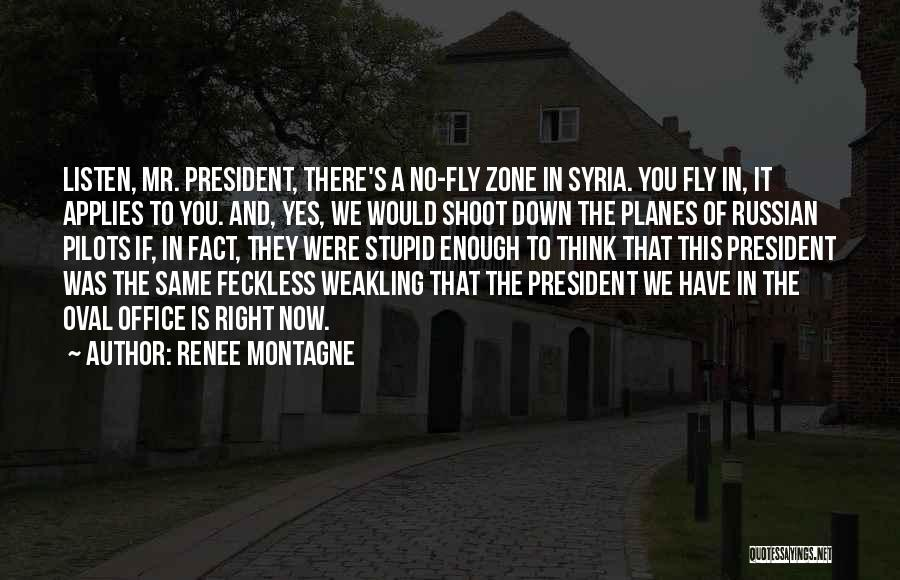 Feckless Quotes By Renee Montagne