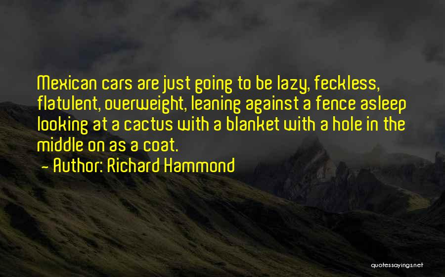 Feckless Quotes By Richard Hammond