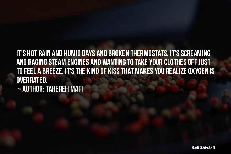 Feel The Breeze Quotes By Tahereh Mafi