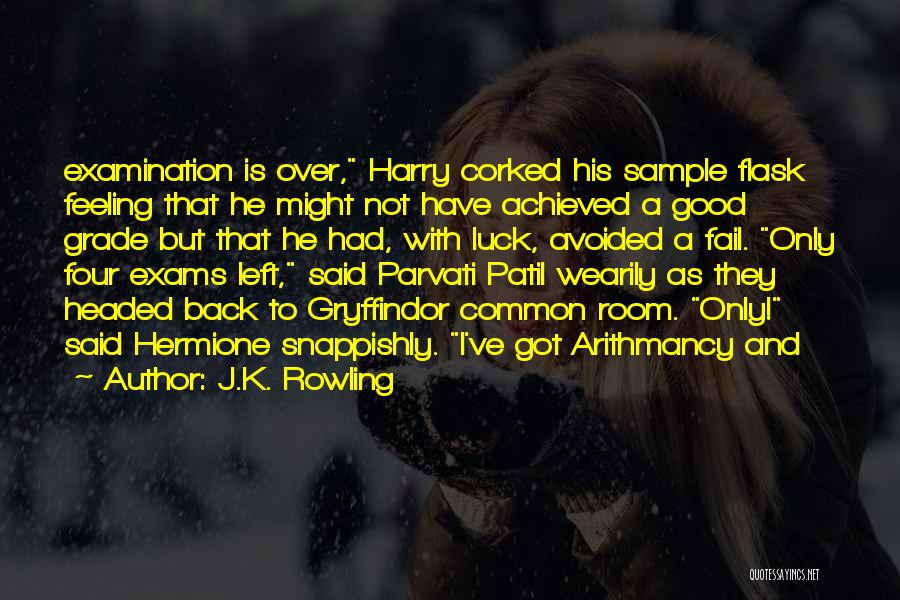 Feeling Avoided By Someone Quotes By J.K. Rowling