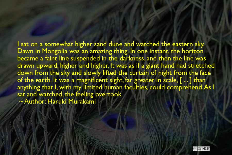 Feeling Insignificant Quotes By Haruki Murakami