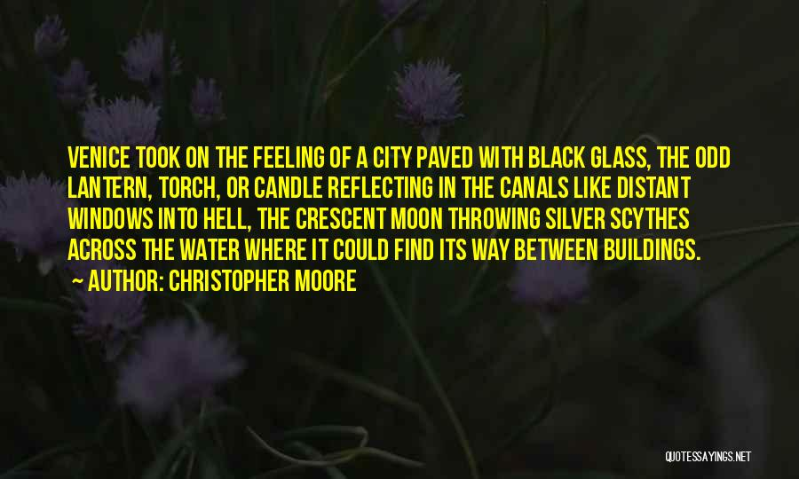 Feeling Like The Odd One Out Quotes By Christopher Moore