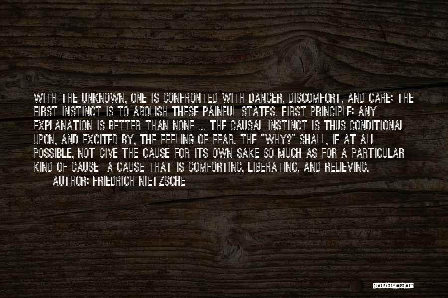 Feeling Much Better Quotes By Friedrich Nietzsche