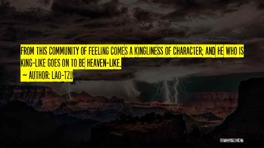 Feeling Not Ok Quotes By Lao-Tzu