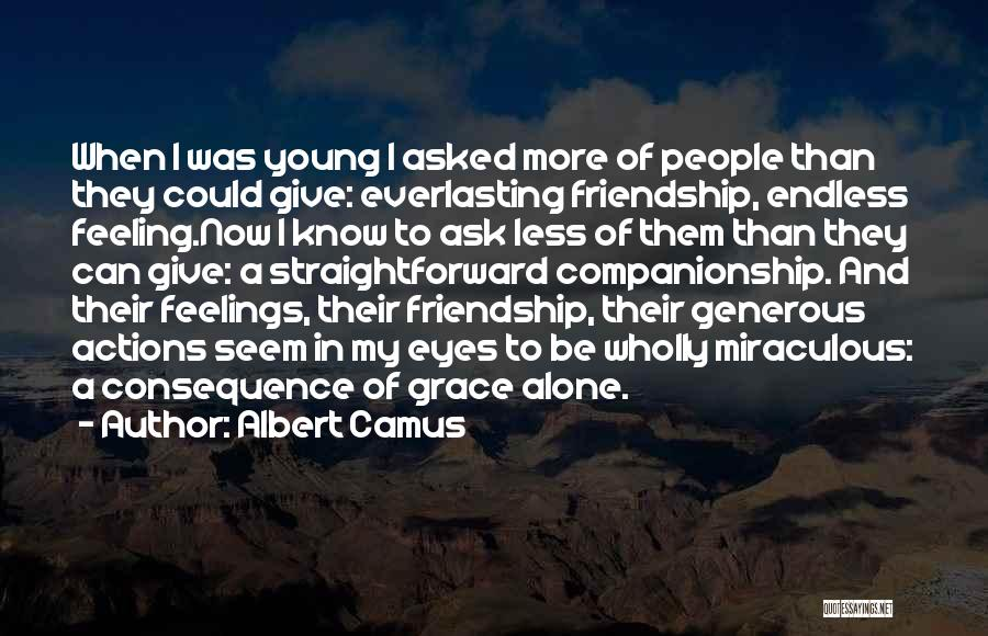 Feeling Of Alone Quotes By Albert Camus