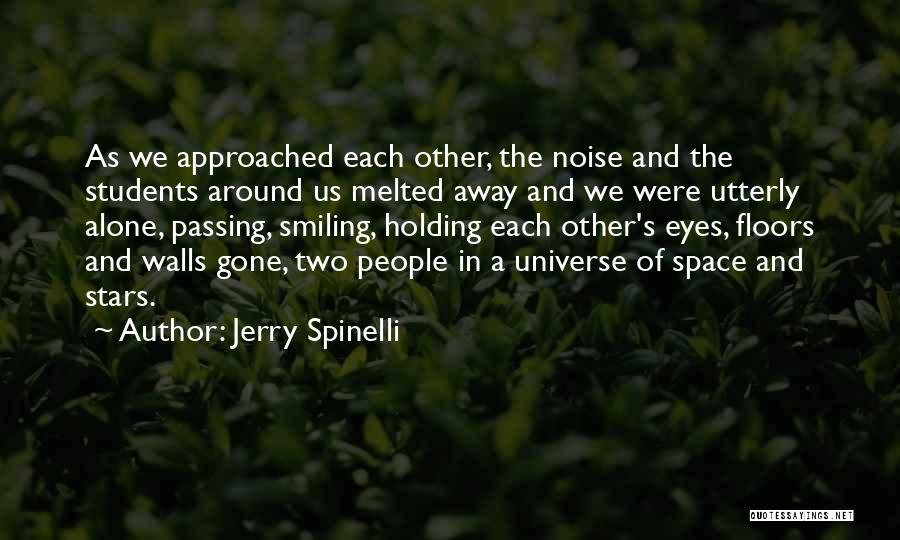 Feeling Of Alone Quotes By Jerry Spinelli