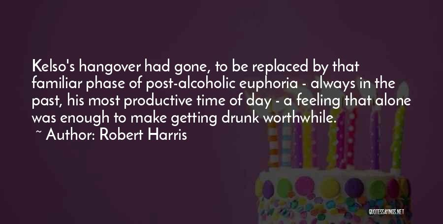 Feeling Of Alone Quotes By Robert Harris