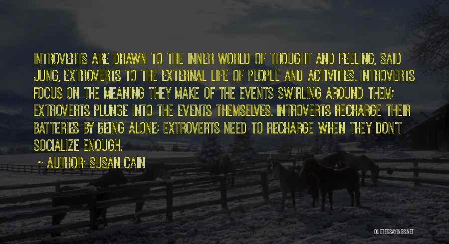 Feeling Of Alone Quotes By Susan Cain
