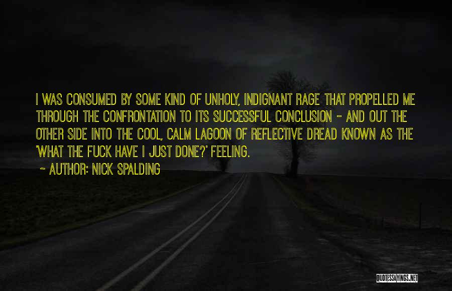 Feeling Reflective Quotes By Nick Spalding