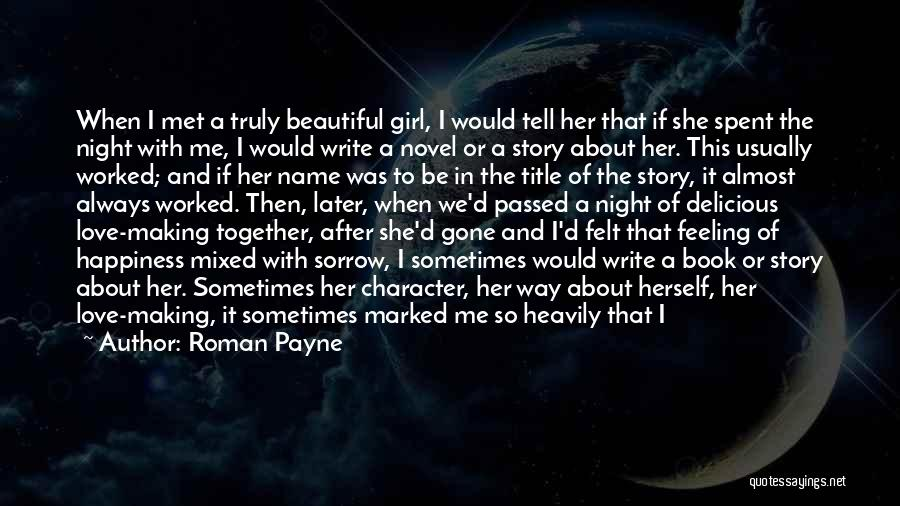 Feeling So Sad Quotes By Roman Payne