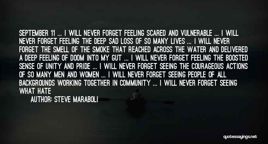 Feeling So Sad Quotes By Steve Maraboli