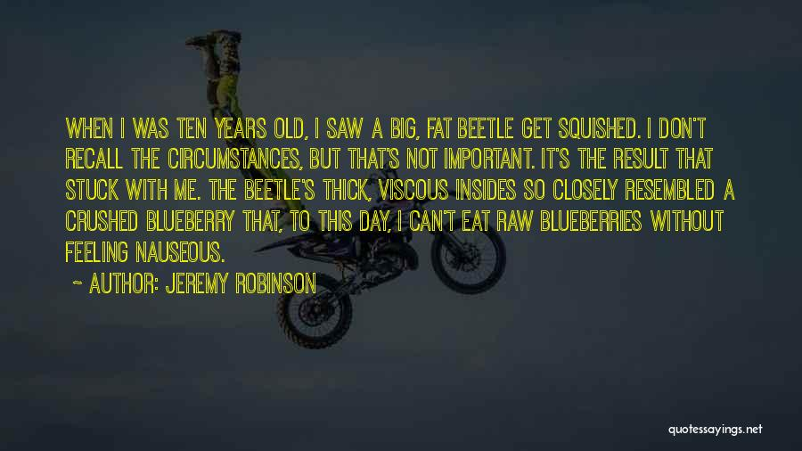 Feeling Stuck Quotes By Jeremy Robinson